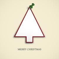 Weihnachtsbaum mit Pin