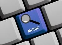 Musik im Internet finden