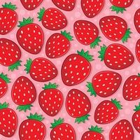 Seamless background fruit theme 3