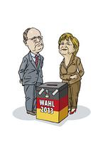 Wahl_2013_Steinbruck_Merkel