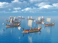 Romische Kriegsschiffe