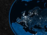 Night in Europe