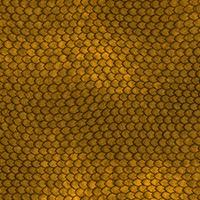 Golden Dragon scales pattern