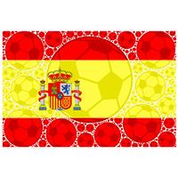 Spain soccer balls