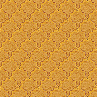 Rasterized graphic seamless background of crackers