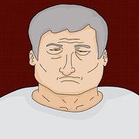 Single Depressed Man