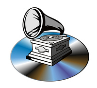 Phonograph on CD