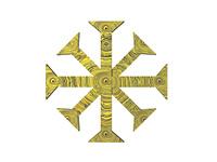 Kreuz Symbol freigestellt