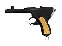 Pistole freigestellt