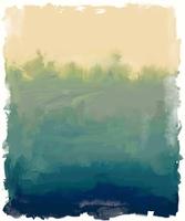 Hintergrund verschmiert in Olfarbe