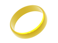 Schmuck Ring freigestellt