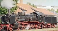 Dampflok Baureihe 38