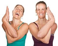 Happy Yoga Women