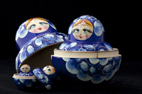 russina dolls