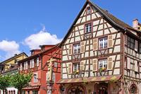 Place Jean-Ittel in Kaysersberg (Elsass)
