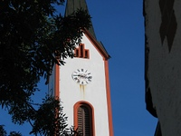 Zeit ist Gnade - Kirche Alt-Paunsdorf