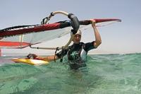 die Wasserratte auf Tubya Island