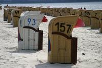 Strandkorbe