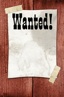 Wanted Steckbrief