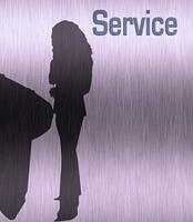 SERVICE WOMAN