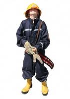 kleiner Feuerwehrmann