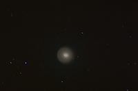 Komet 17P-Holmes intrafokal
