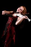 weisse Geige