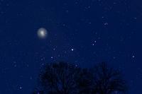 Komet Holmes am 12.11.2007