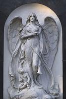 Engel bringt Frieden