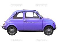 Fiat 500 sixties Italian car