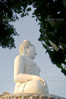 Statue of Big Buddha in Phuket, Thailand