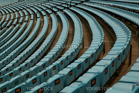 Stadium Seating in a major Sports Arena