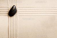 Stone and sand background background design