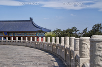 Beijing Temple of Heaven: terrace
