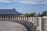 Beijing Temple of Heaven: terrace