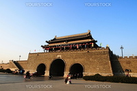 China historical city, ancient architecture, Anhui Show County