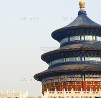 China. Bejing. Temple of Heaven.