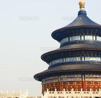 China. Bejing. Temple of Heaven.