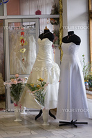 Sale of wedding dresses for brides