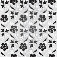 Seamless flower pattern background. EPS10 vector illustration.