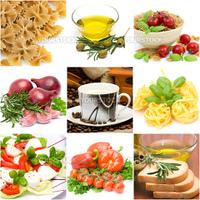 イタリア料理の写真素材9枚組