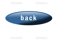 """Blue button with the word """"Back"""""""
