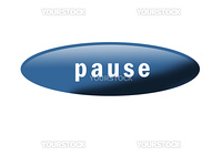 "button with the word ""Pause"""