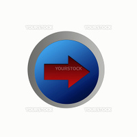 Forward button icon for your internet web site.