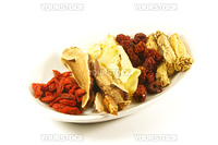 Traditional Chinese Herbs Combination of Spices for Healing Soup