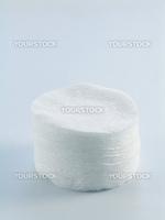 skincare - facial toner with cotton pads
