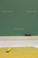 a school classroom
