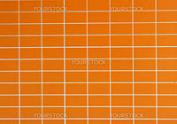 Orange background present ceramic tiles