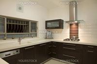 The modern kitchen, new design