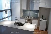 Modern architect designed kitchen